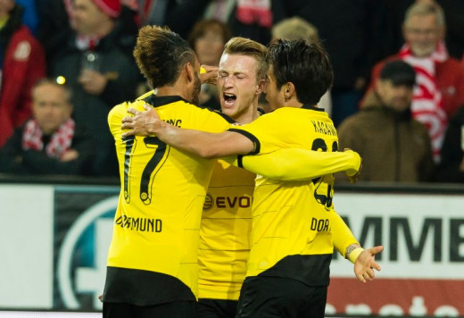 Marco Reus makes his comeback... but where did he go?