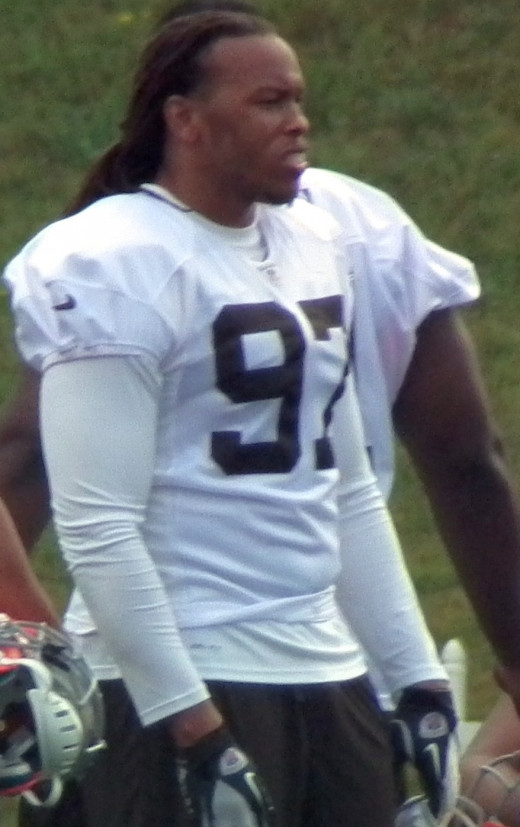 Bill Belicheck is known to find diamonds in the rough. Jabaal Sheard is the latest.