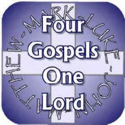In Matthew, Mark, Luke and John, He's God, Man, Messiah