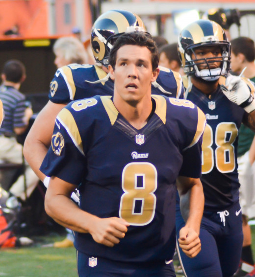 Sam Bradford has been injury prone his entire career. Will he stay healthy this season?