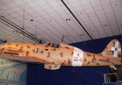 The Smithsonian's Macchi C.202