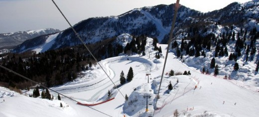 Piancavallo ski area