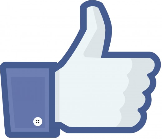Thumbs up for Facebook!