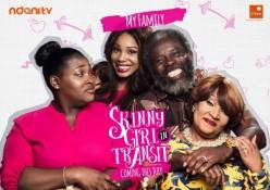 Ghana comedy series skinnygirl in transit