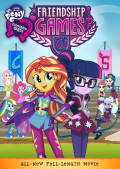 My Little Pony:  Equestria Girls- Friendship Games