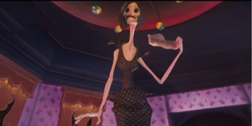 From the movie 'Coraline'
