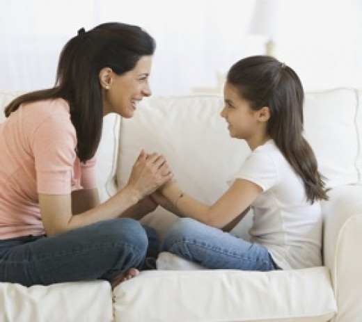 Moms make amazing listeners!