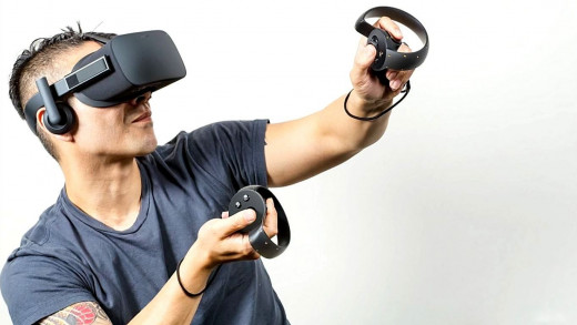 You just learned about Oculus Rift...