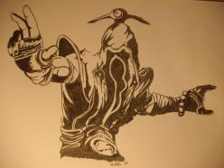 League of Legends: Lee Sin, the Blind Monk