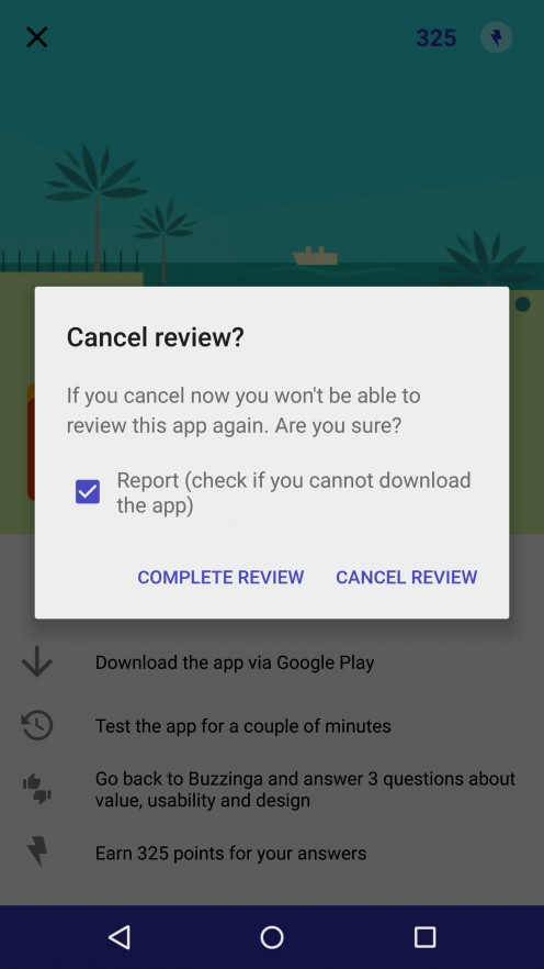 Send Report If App Not Compatiable