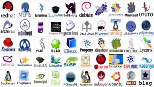 Popular Linux distributions to consider