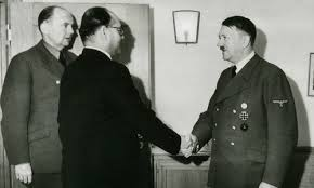 Bose with Hitler
