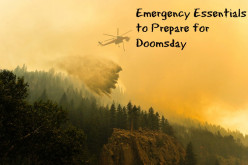Emergency Essentials to Prepare for Doomsday
