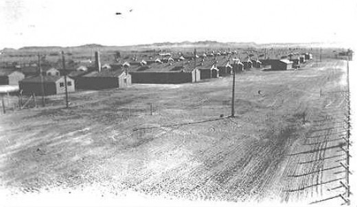 The German POW Camp at Fort Robinson