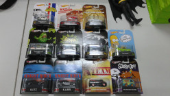 Hotwheels Retro Entertainment 2014