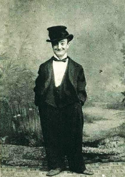 Little Titch, 1893