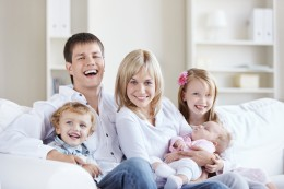 A healthy woman means a healthy family!