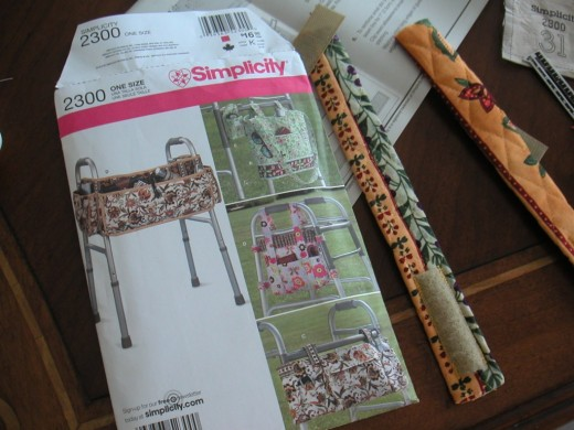 Sewing patterns go on sale at the fabric store for a fraction of their marked price.