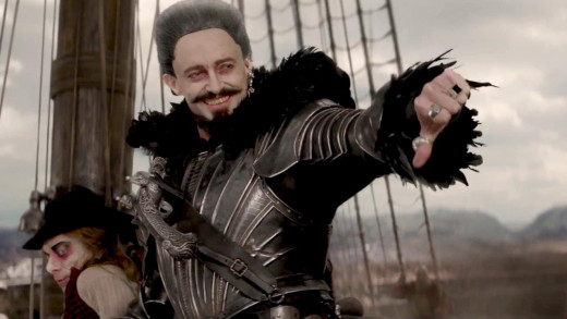 "This was Hugh Jackman's reaction when he saw ""Pan"""