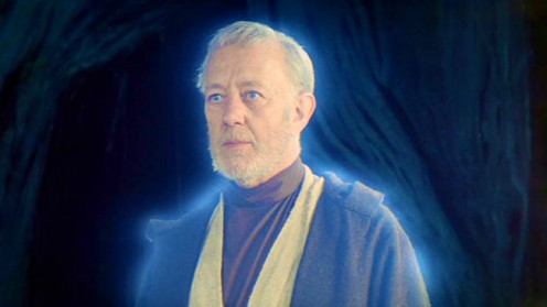 """Luke! Don't give in to hate. That leads to the Dark Side…this is a dangerous time for you, when you will be tempted by the Dark Side of the Force."" – Obi-wan Kenobi to Luke in The Empire Strikes Back"
