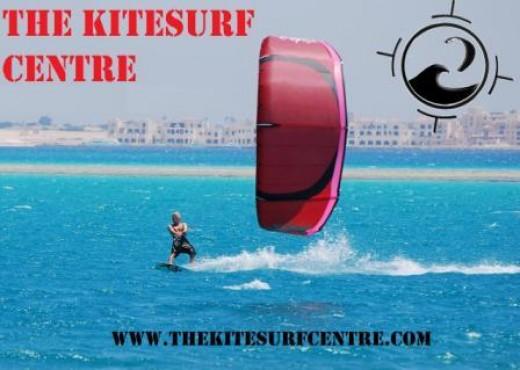 Kitesurfing school