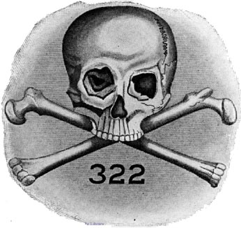 Skull and Bones: Order 322 of the Illuminati