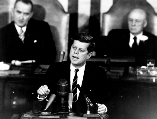"""The very word 'secrecy' is repugnant in a free and open society; and we are as a people inherently and historically opposed to secret societies, to secret oaths, and to secret proceedings."" - JFK"