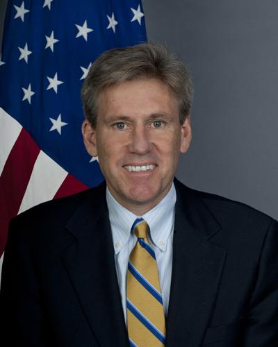 Ambassador Christopher Stevens