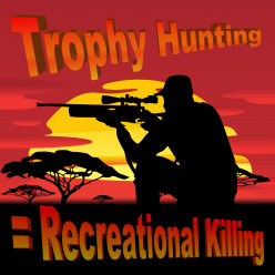Studies And Surveys Consistently Show Trophy Hunting Morally Ethically Wrong