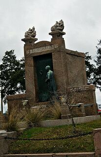 Josie Arlington's tomb