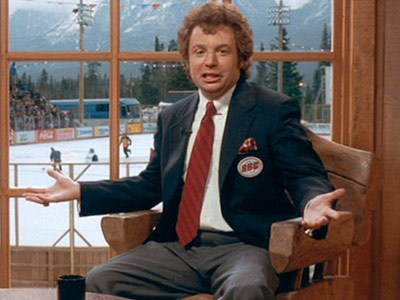 Mike Myers in Mystery, Alaska. It was all downhill from there