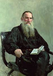 The great Leo Tolstoy.