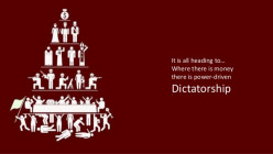 Do you serve a Dictator in Church, or serve in the Kingdom of God?
