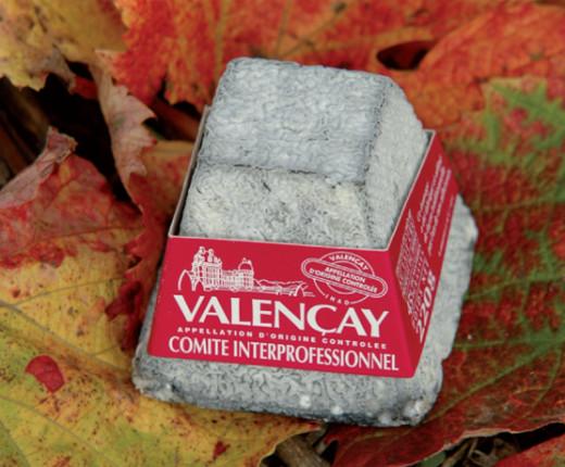 Valençay Goat's cheese