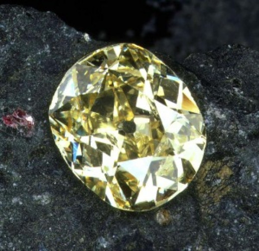 """Eureka Diamond"" @ Wikipedia"