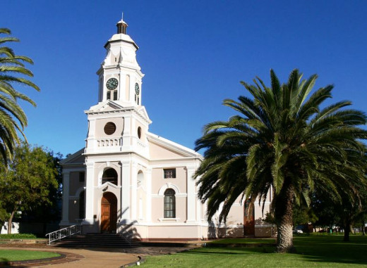 the NG church in Kimberley by Danita Hohne