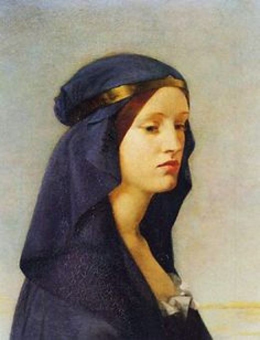 Ealdgyth of Mercia, daughter of Aelgar, widow of Gruffyd and Harold, mother of Harold Haroldson