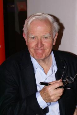 John Le Carré, Hamburg, 2008