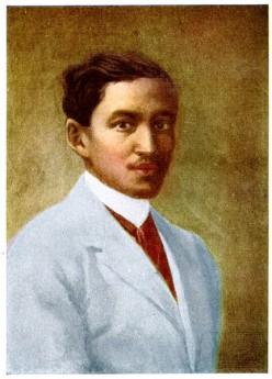"""José Rizal's """"My Last Farewell"""""""