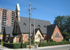 St. Peter's Anglican Church in Toronto