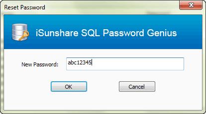 Step 3: reset SQL Server 2014 forgotten SA password