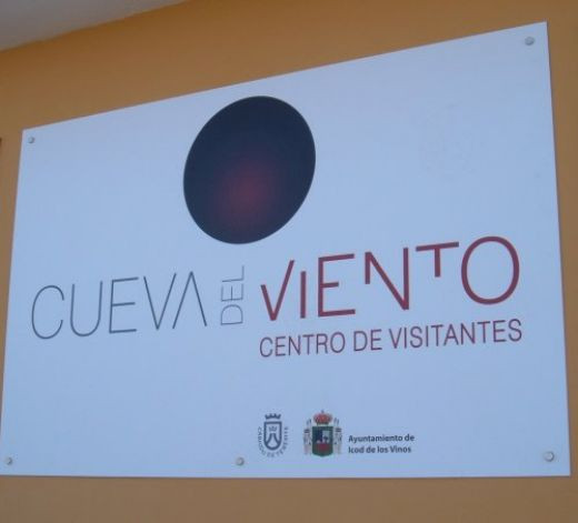 The Visitors Centre at Cueva del Viento