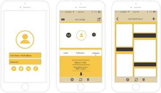App Designs - Flat App Design