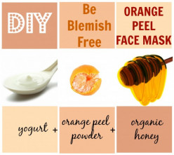 Five Do-It-Yourself Be Blemish Free Homemade Fruit Facial Peels Masks