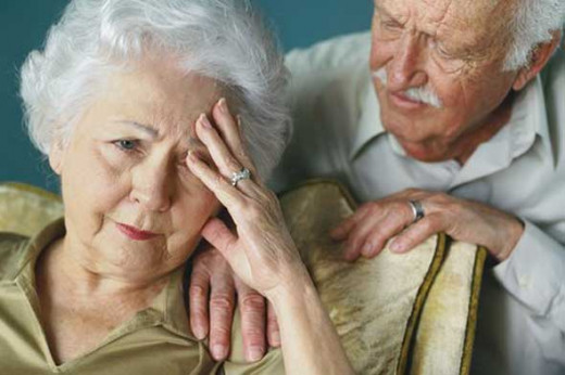 Do you think your loved one might be suffering from Alzheimer's?