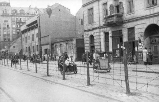 Warsaw Ghetto June 1942