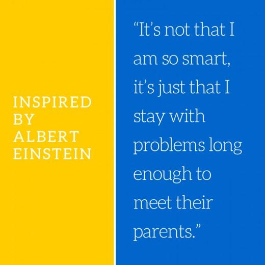 Albert Einstein, research https://www.behance.net/gallery/15387817/Graffiti-PR-2014-Planners