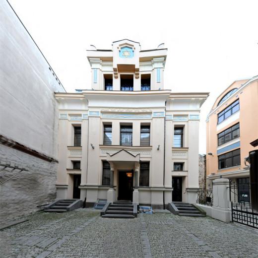 Synagogue of Riga (Peitav Shul)