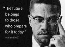 Quote from Malcolm X