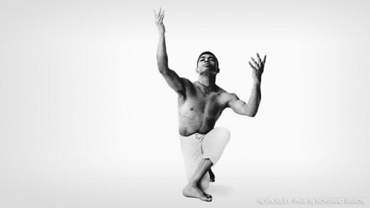 Alvin Ailey was a student of Katherine Dunham. He started the Alvin Ailey Dance Company where his well known production Revelations takes place.